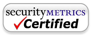 Security Metrics PCI Certified