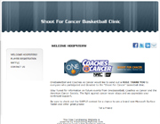 onebasketballshootforcancer.com